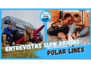 Entrevista camper a Polar Lines